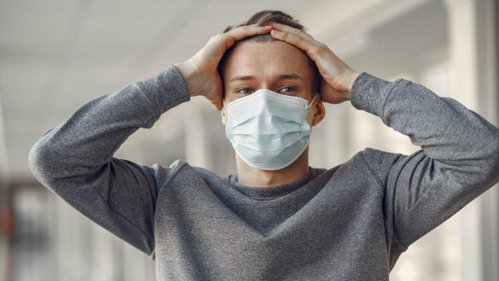 Test per la valutazione delle mascherine chirurgiche