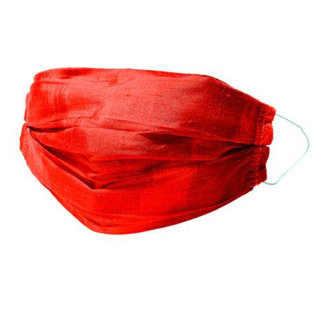 Copri mascherina chirurgica – Colore Rosso