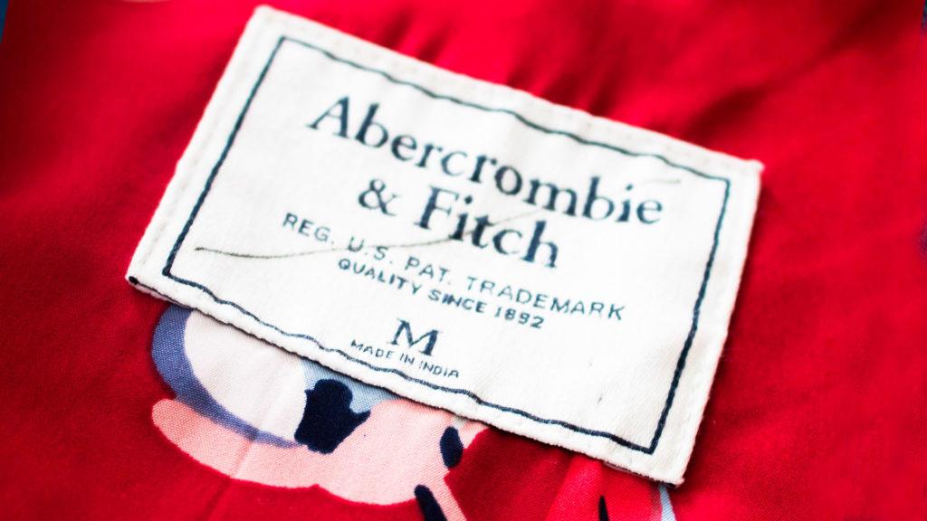 Magliette estive Abercrombie & Fitch