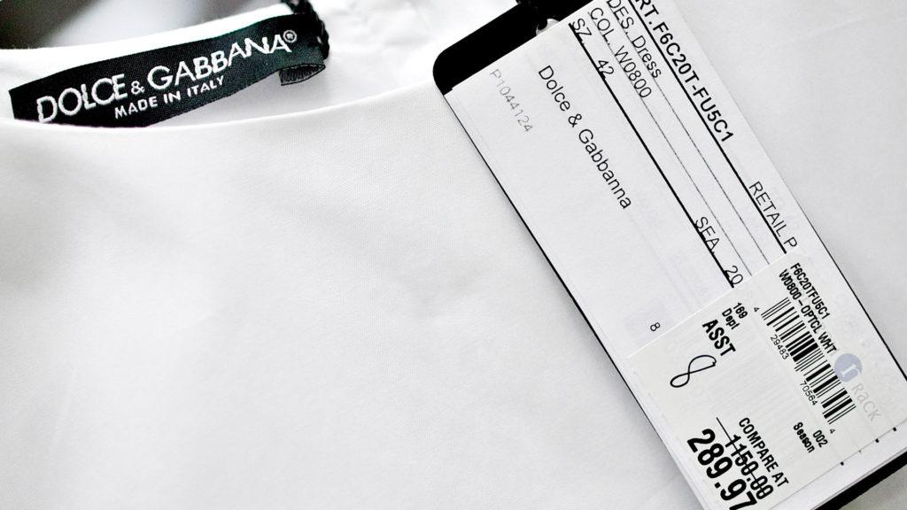 Luxury by Dolce & Gabbana