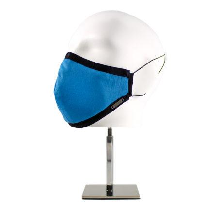 Mascherina di stoffa con filtro
