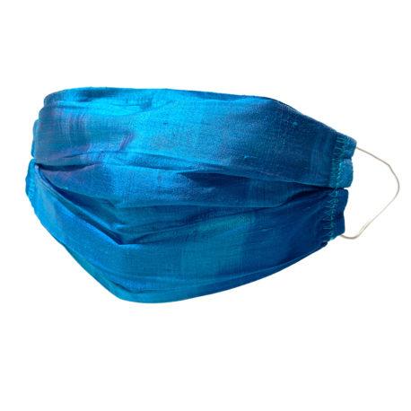 Copri mascherina chirurgica - Colore blu
