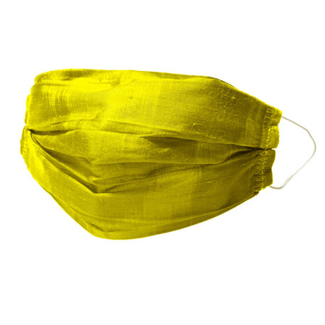 Copri mascherina chirurgica - Colore Giallo