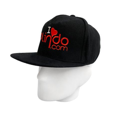 Cappellino da baseball – I love Plindo