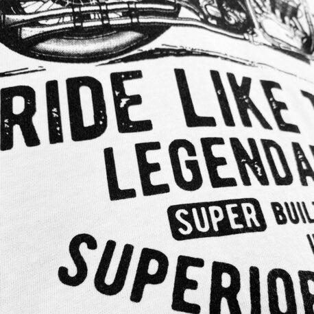 T-Shirt California Ride