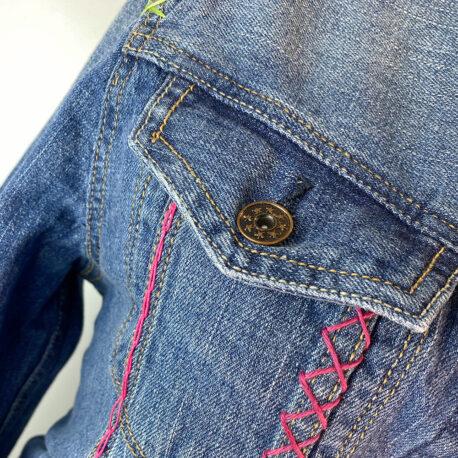 Giubbotto di Jeans da Donna Jeacca