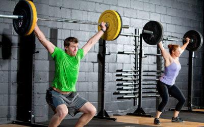 Muscoli fortemente sollecitati