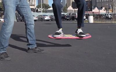 La beffa dello skate volante