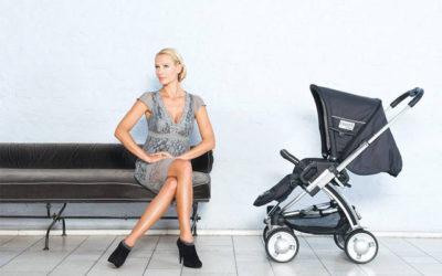 Mamme alla moda: dal tacco al passeggino!