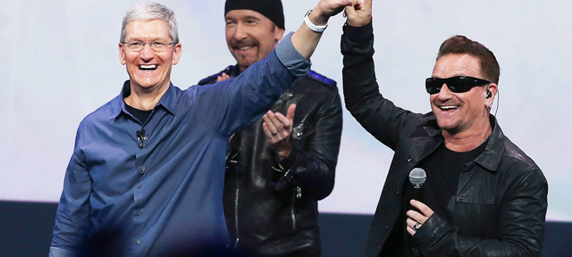 Songs of Innocence Gratis - U2 Apple
