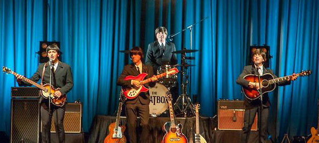 The Beatbox The Best Beatles Experience the story, the music, the legend