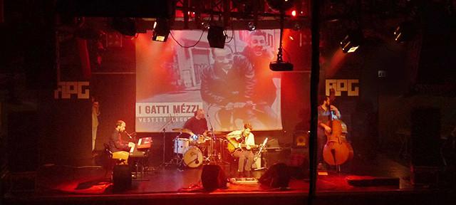 Gatti Mézzi w/ Betta Blues Society @ Auditorium Flog, Firenze