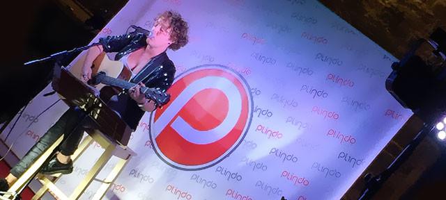 Diana Winter al Plindo Summer Party