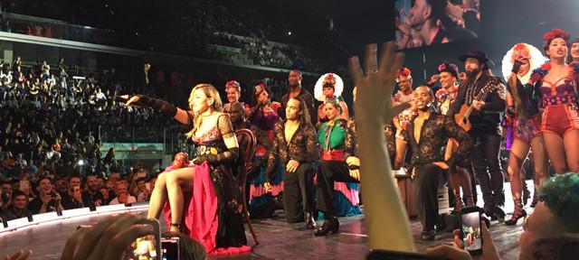 Rebel Heart Tour di Madonna a Torino