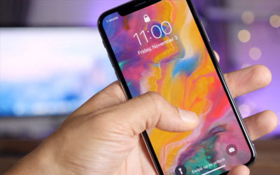 In arrivo il fingerprint scanner: la fine di iPhone X?