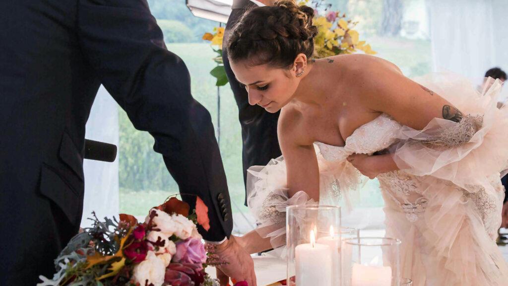 Francesca Musci: come ho scelto i miei abiti da sposa