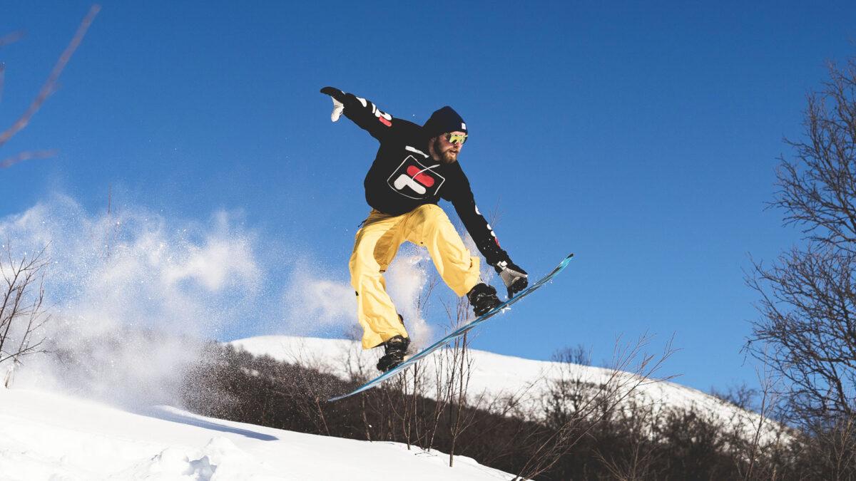 T-shirt per l'inverno: per chi fa snowboard e non solo