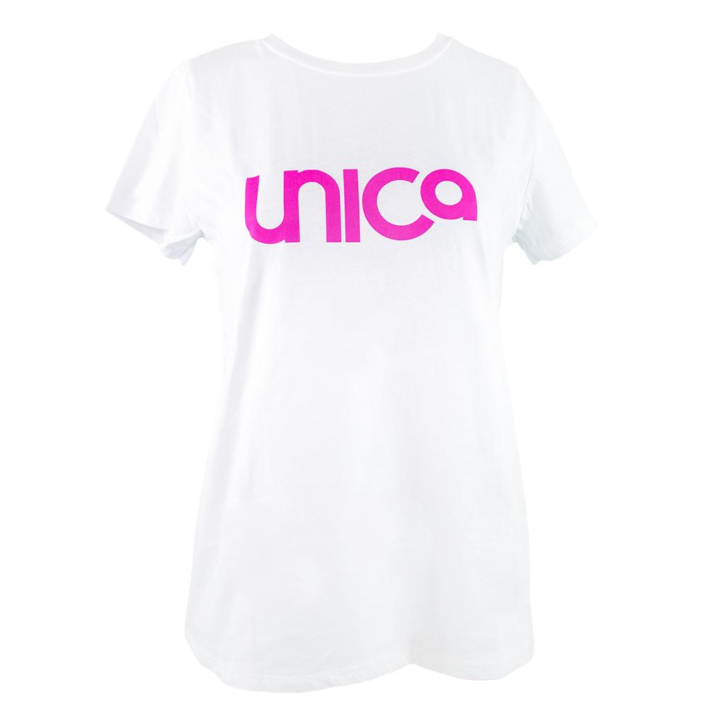 T-Shirt con logo UNICA