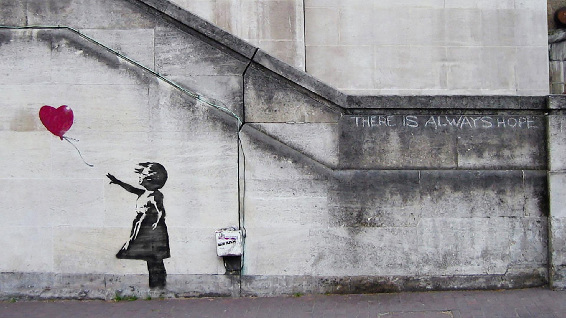 Street Art: chi è il vero Banksy