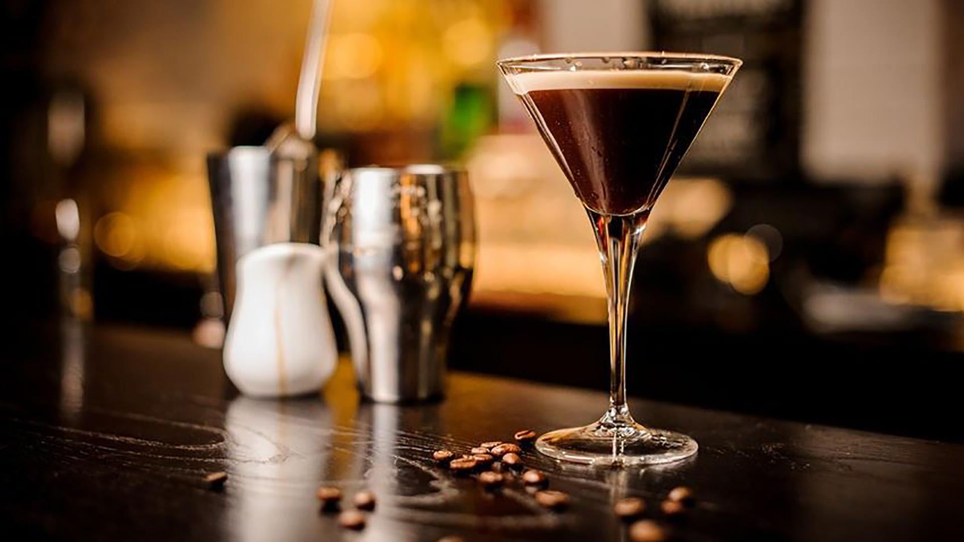 Caffè al bar: shakerato
