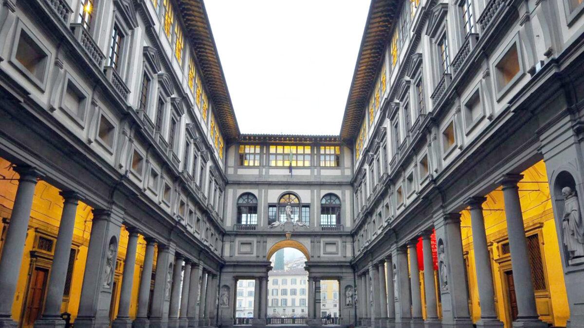 Gallerie degli Uffizi in rete: il museo virtuale diventa realtà