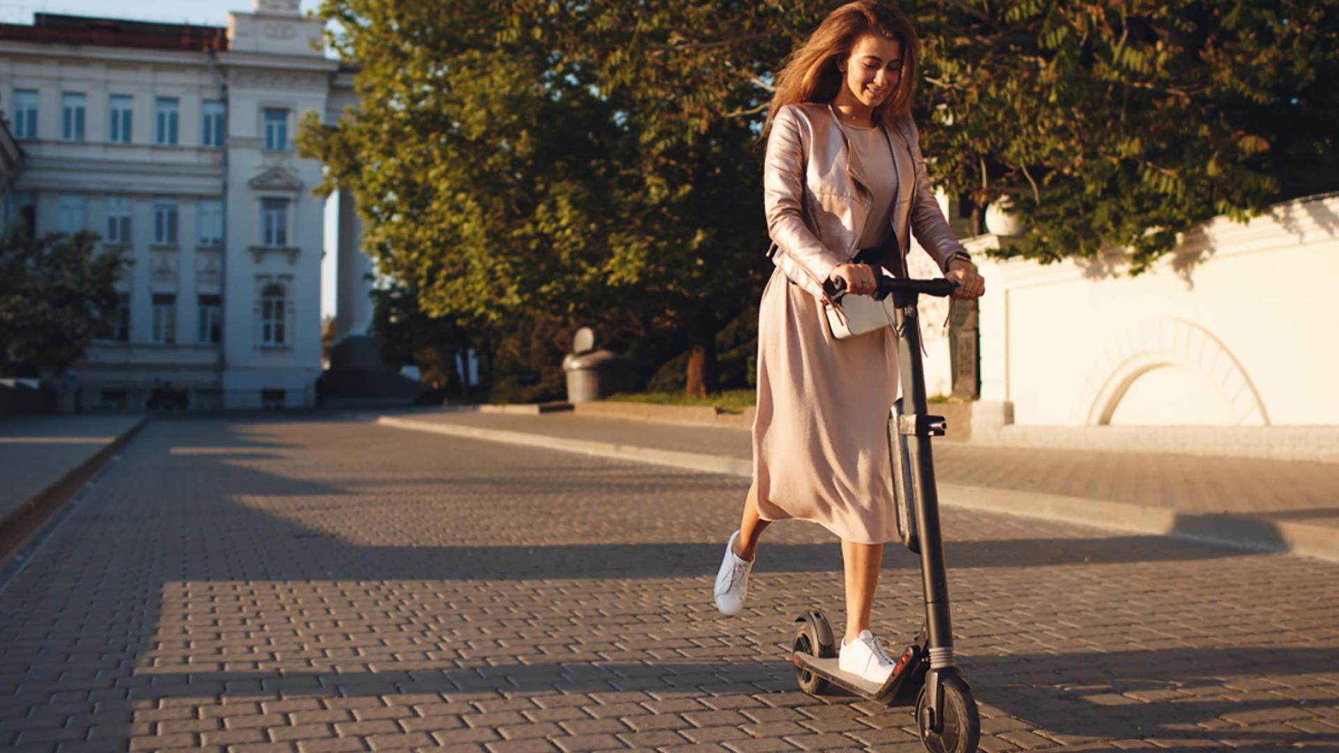 Mobilità sostenibile in aumento con i monopattini elettrici