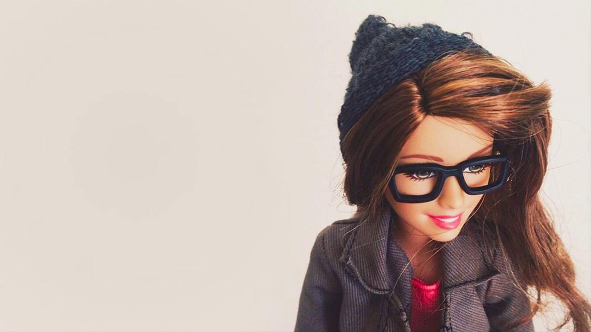 """La Barbie hipster di instagram: una lezione """"di stile"""" diventata leggenda"""