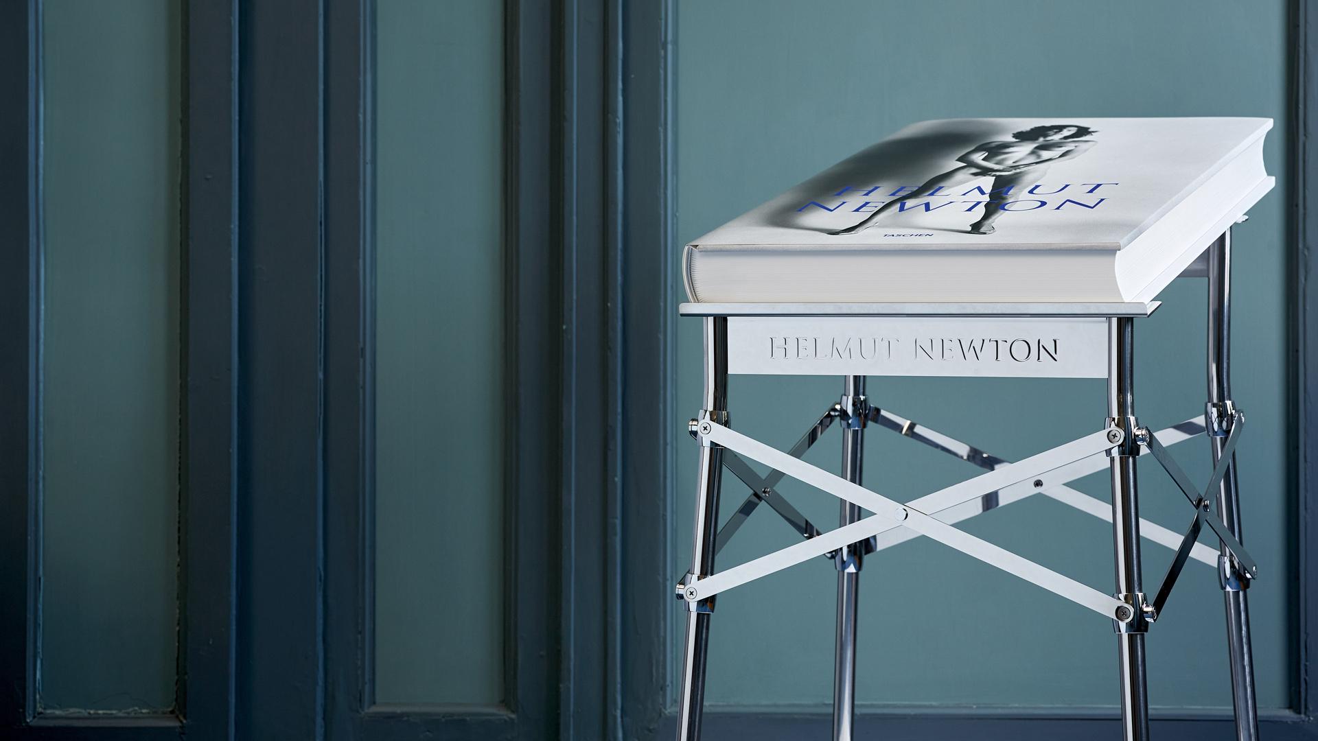 Opere d'arte di Helmut Newton: il caso editoriale di SUMO