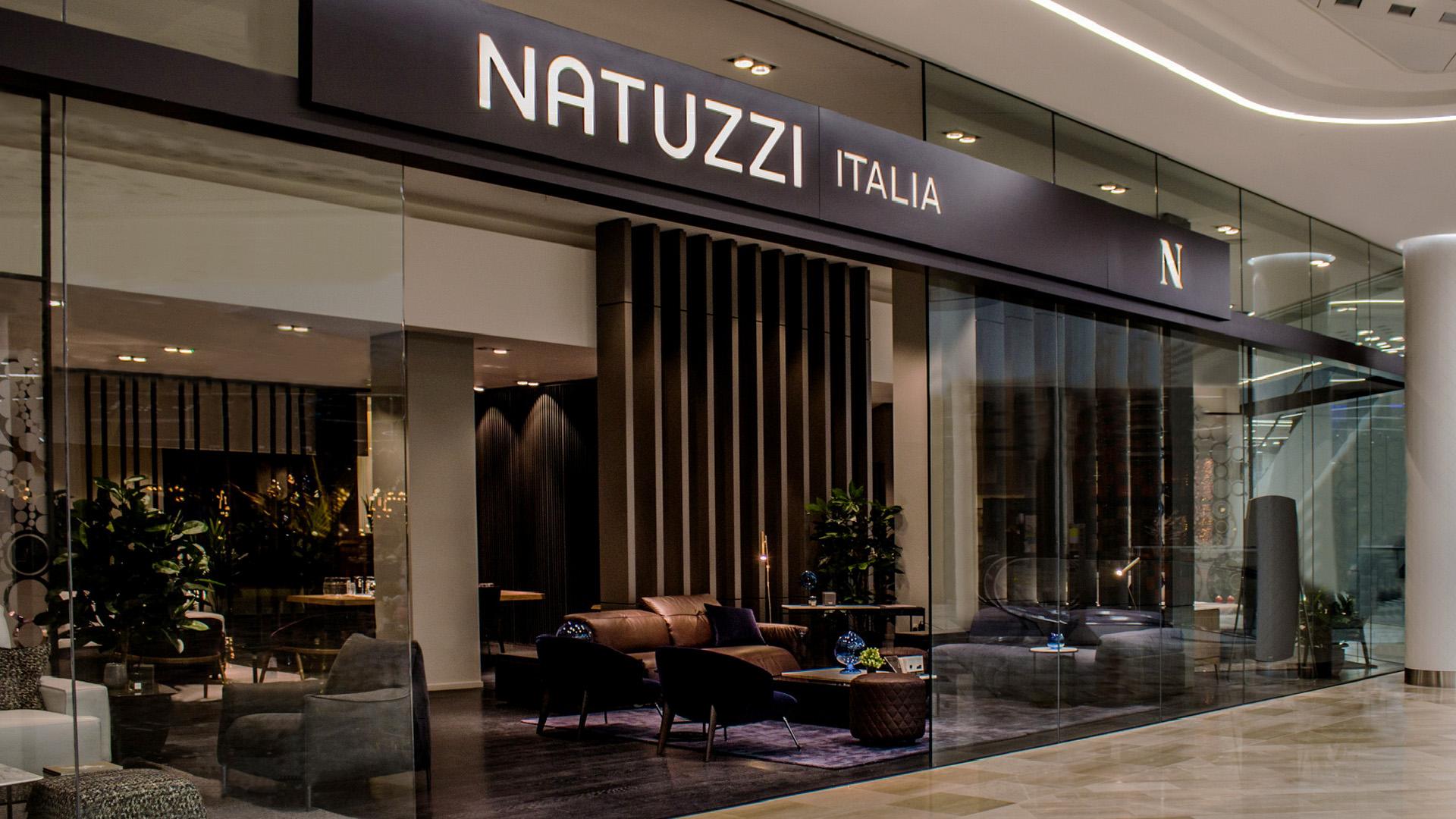 Phygital experience di Natuzzi: l'esempio dell'augmented store di New York