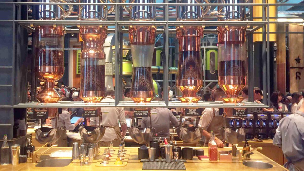Starbucks Milano Duomo: la Roastery più grande d'Europa