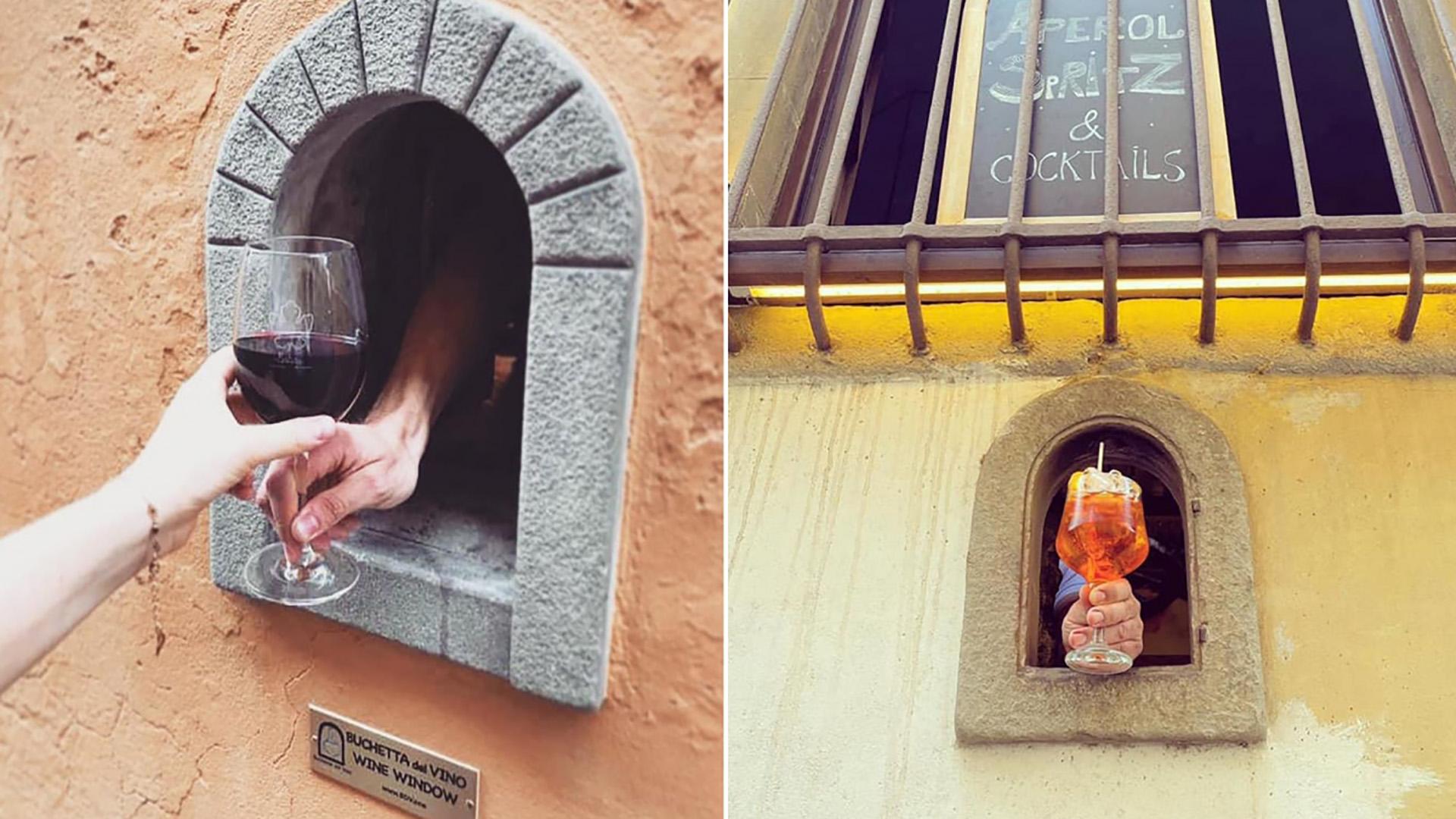 buchette del vino a Firenze locali