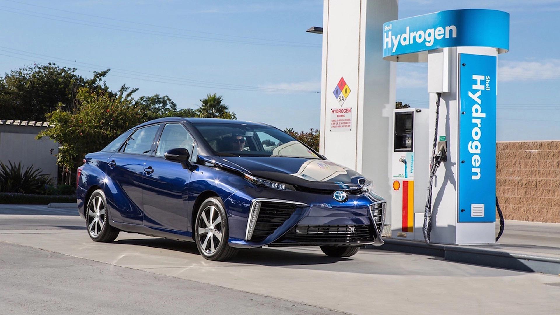 Auto a idrogeno: i vantaggi principali