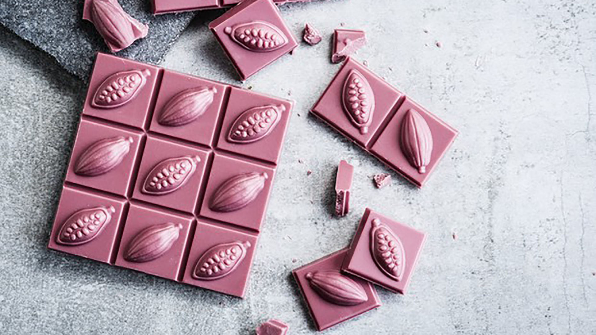 Quali sono le curiosità sul cioccolato rosa? Scopriamo Ruby