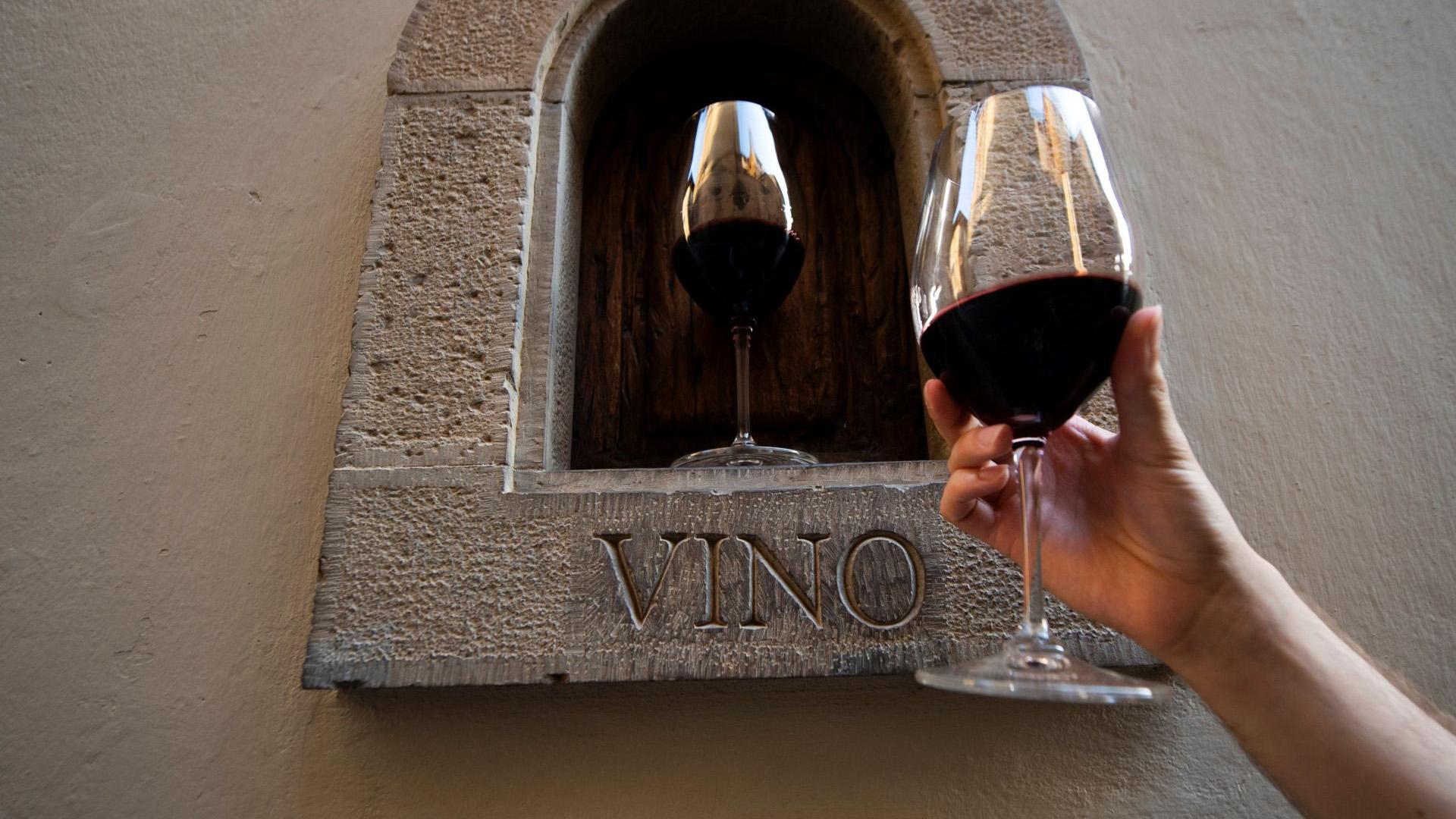 buchette del vino a Firenze