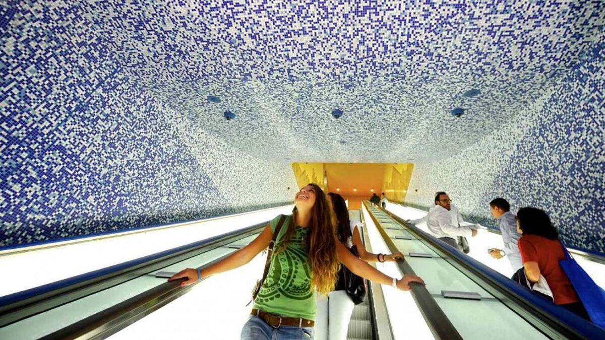 Le stazioni della metropolitana più belle del mondo