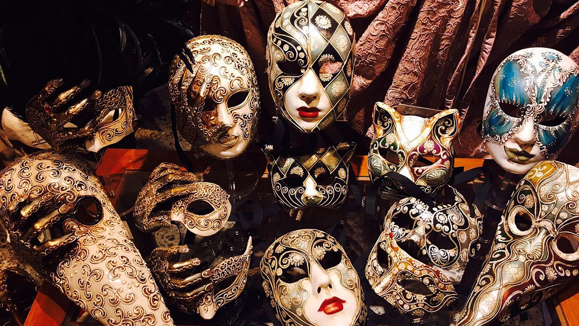 Artigianato veneziano mascarer