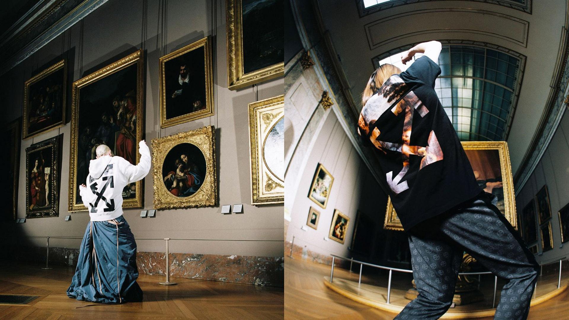 Capsule artistiche Virgil Abloh: l'arte che si fa moda