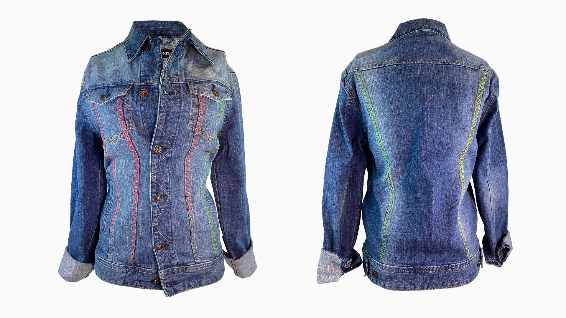 Giacca jeans donna outfit: 7 e più modi per indossarla