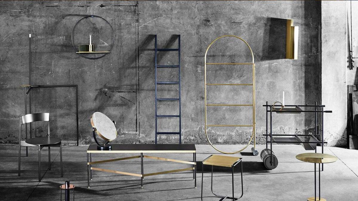 Mingardo design artigianale: metallo che arreda con eleganza e stile