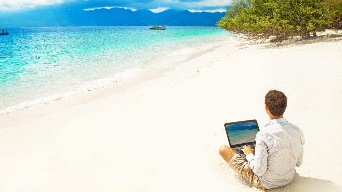 Smartworking Workation: lavoro e vacanza diventano una cosa sola