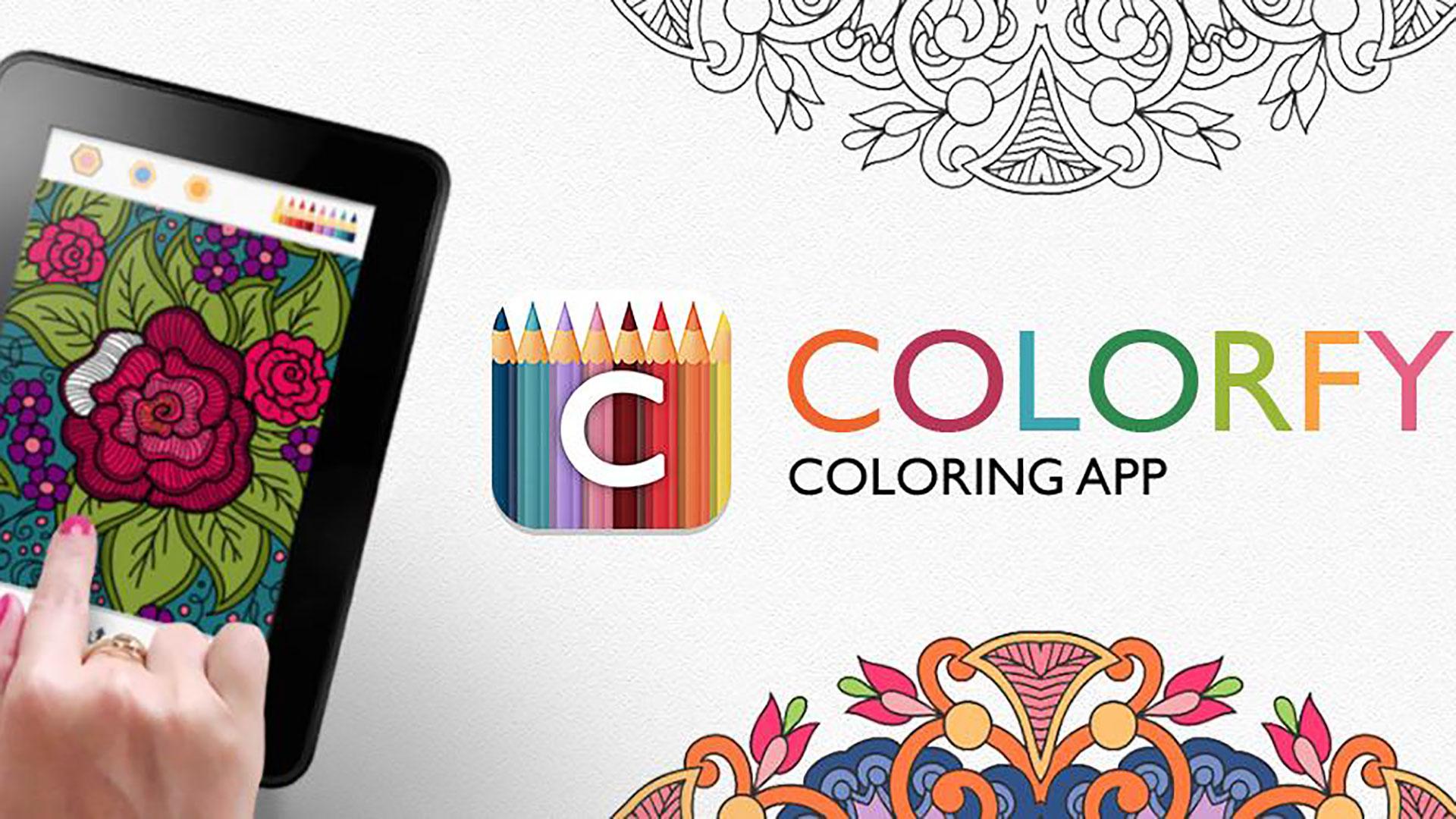 app rilassante colorfy