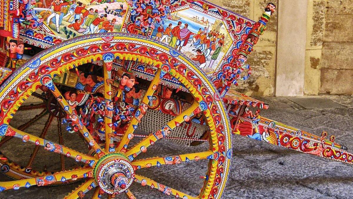 Artigianato siciliano, il trionfo della tradizione