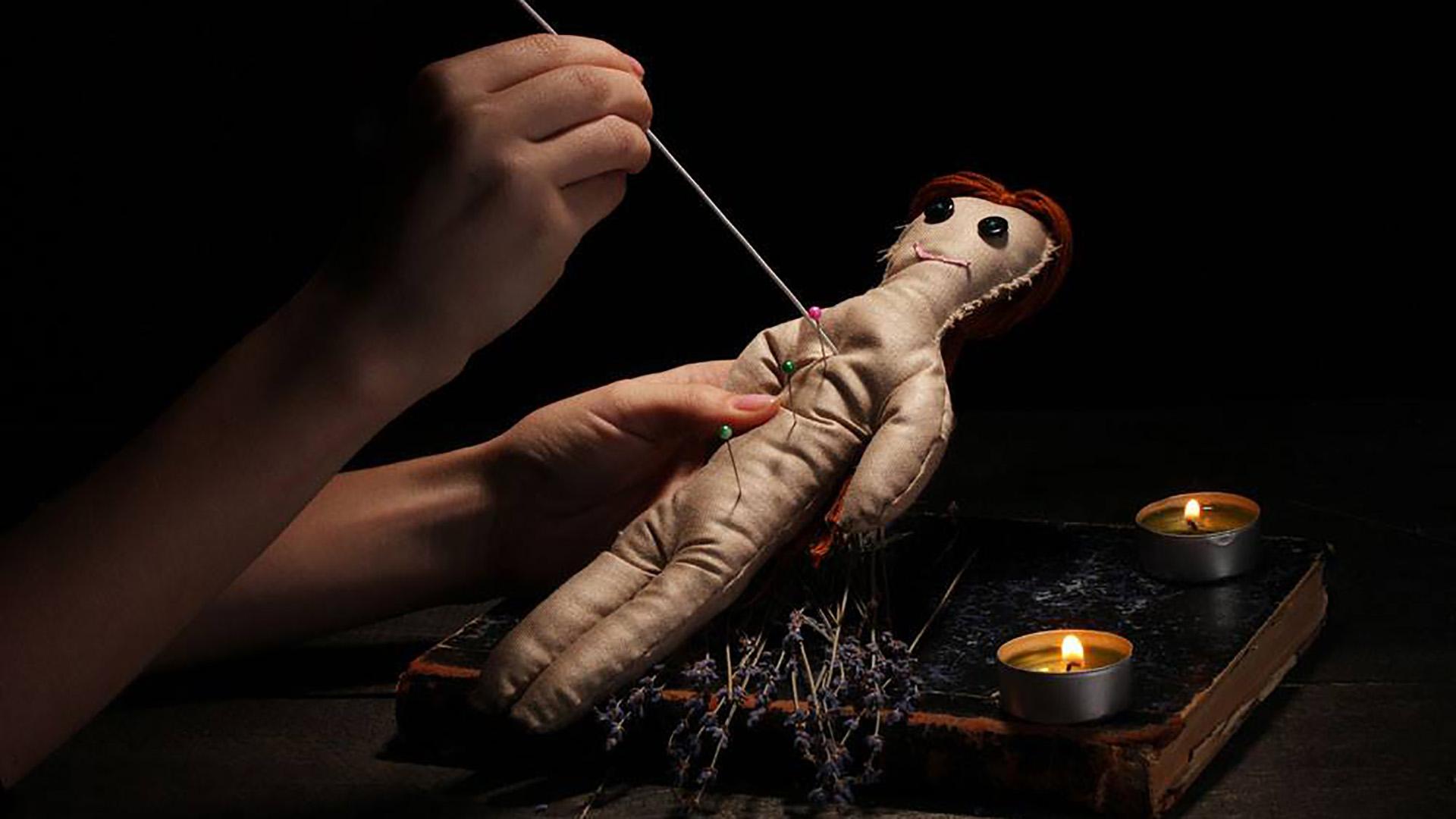 Bambole voodoo storia
