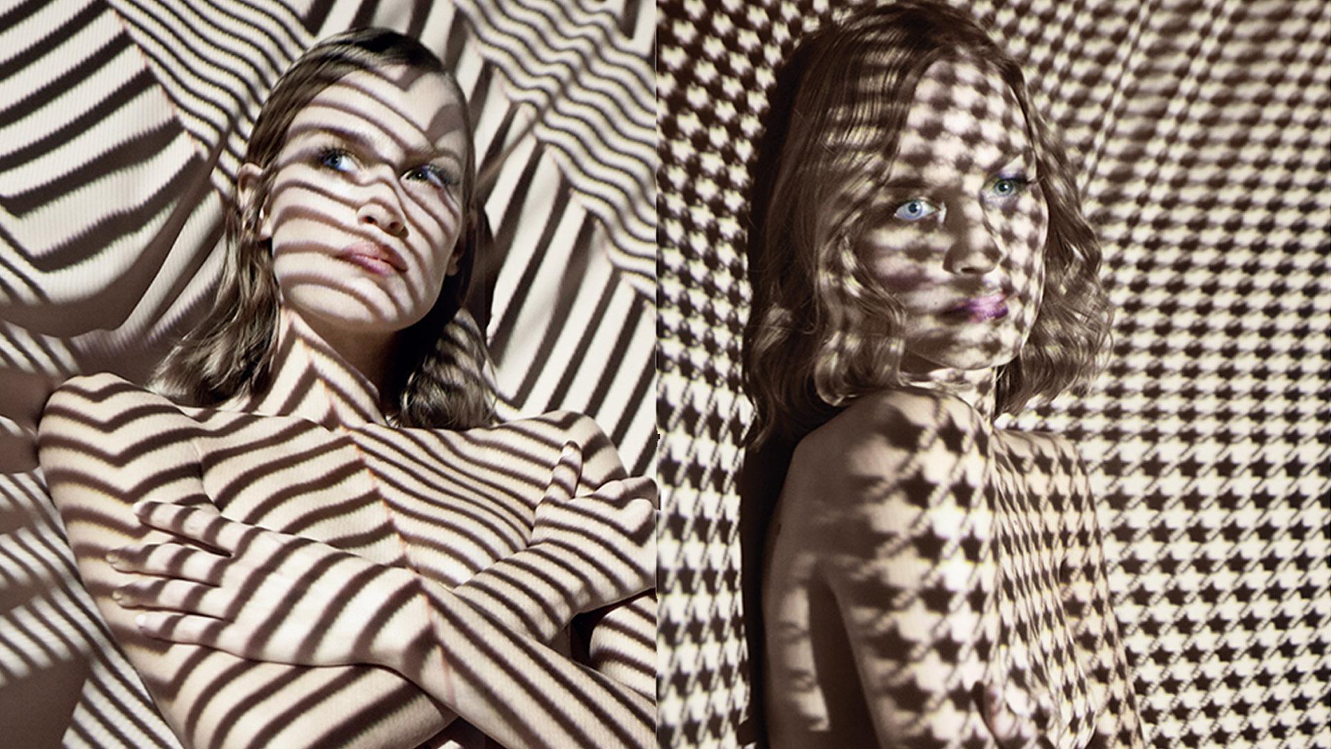 Mimesis di Sensitive Fabrics: tessuti hi tech di stile