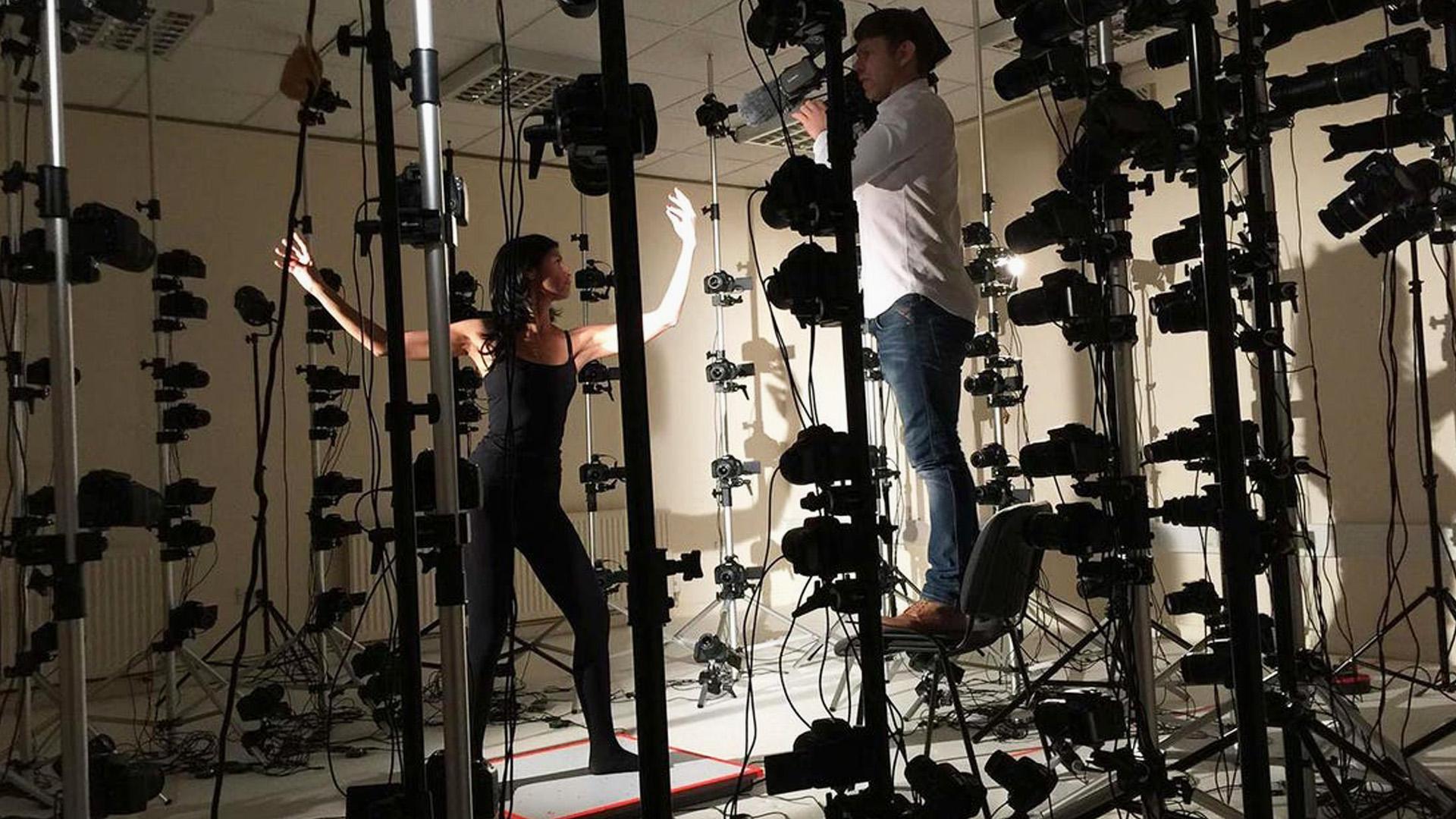 Nanotecnologia e arte Jonty Hurwitz: nano-opere di ispirazione scientifica
