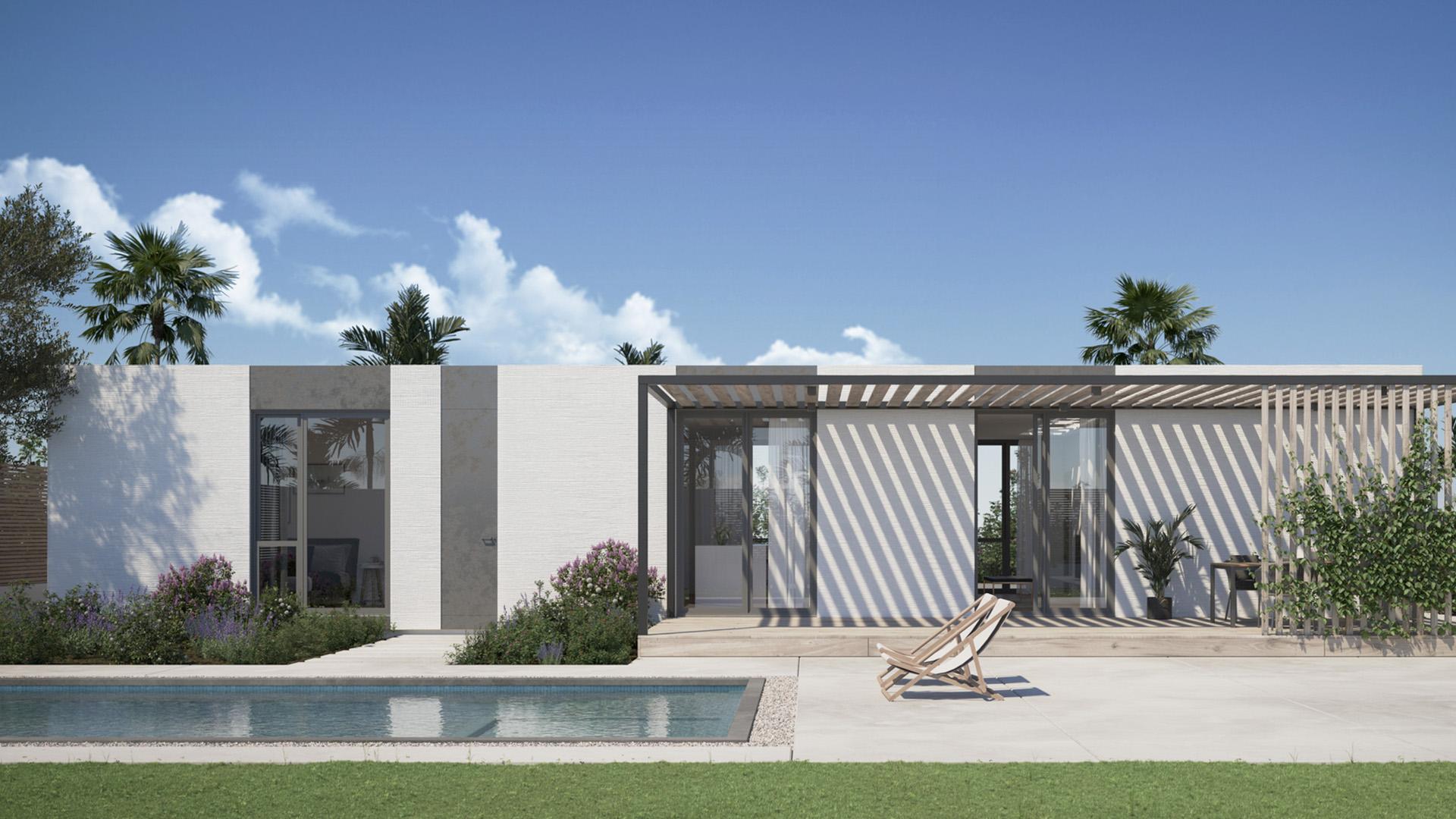 Casa del futuro in stampa 3d: architettura sostenibile con le case per tutti