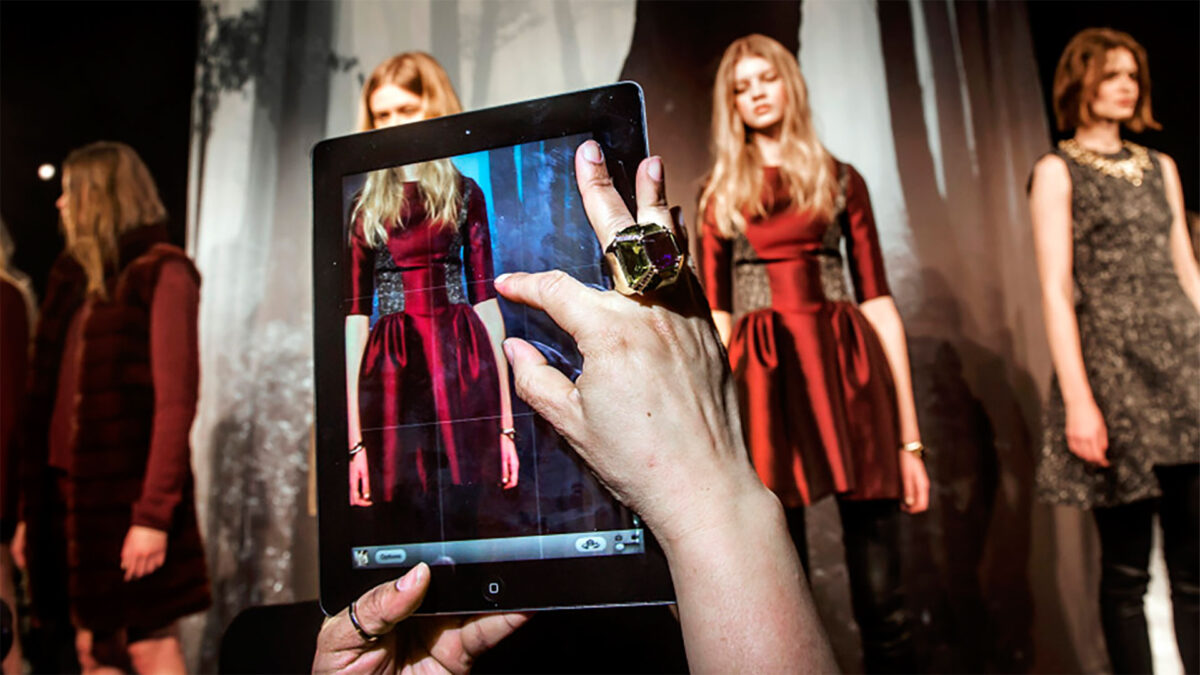 Fashion e tecnologia: quando l'intelligenza artificiale va di moda