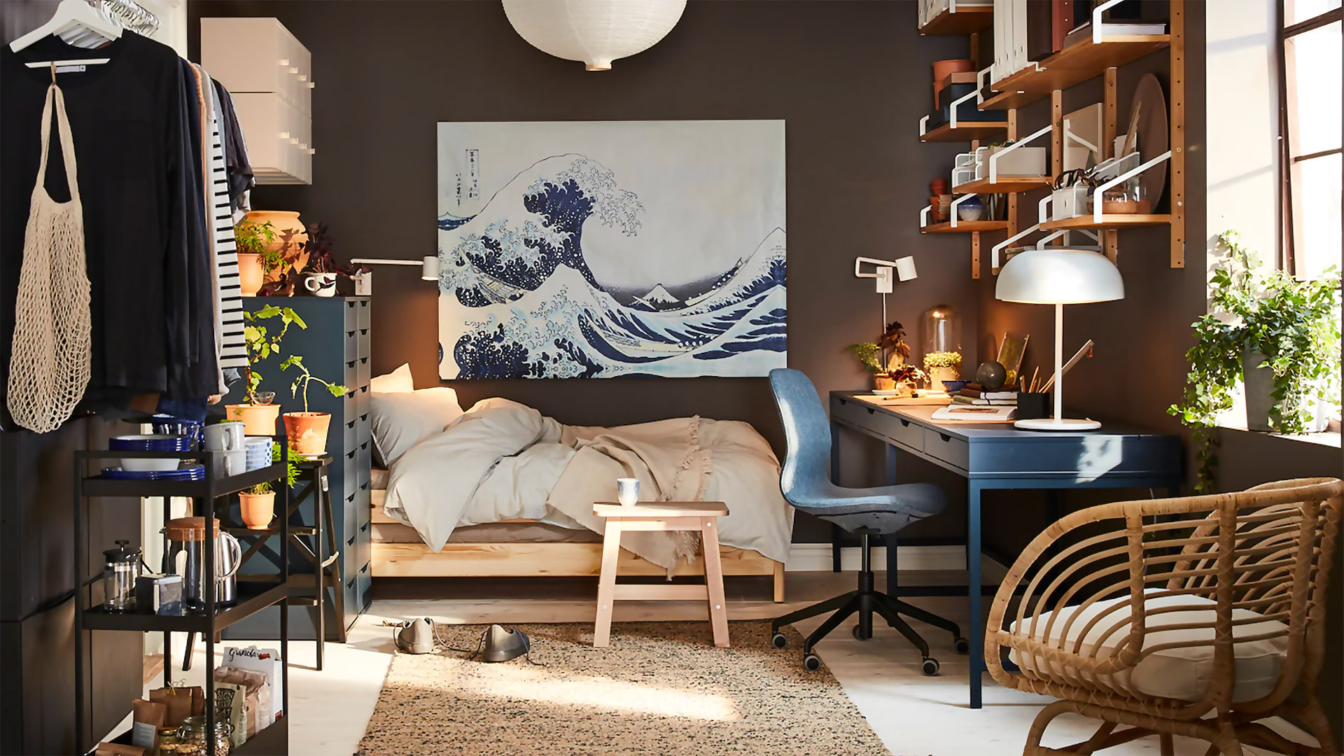 Mobili salvaspazio: arredamento smart per piccoli appartamenti