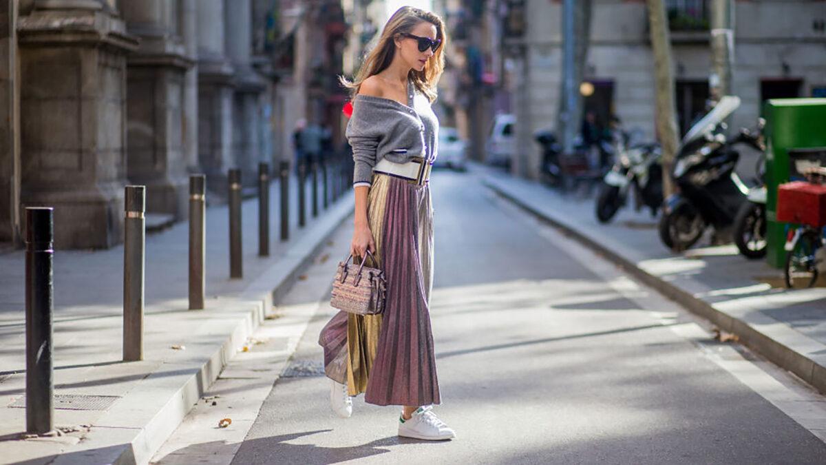 Scarpe moda 2021: alla scoperta delle sneakers bianche