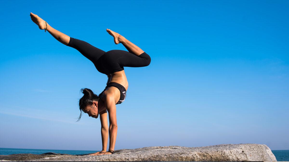 Yoga e meditazione in casa per principianti e monaci zen in erba